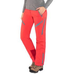Dynafit W's Mercury Softshell Pants Hibiscus